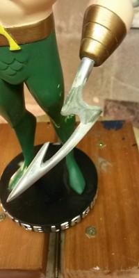 Aquaman_Maquette_statue_Repair_008