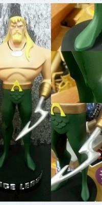 Aquaman_Maquette_statue_Repair_020