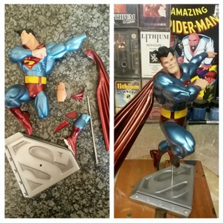 Frank Miller Superman Thumb