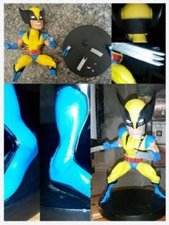 Neca Wolverine Thumb