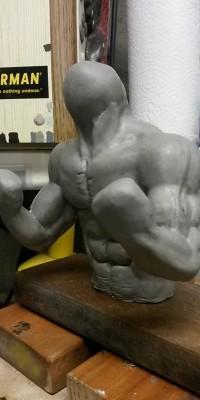 Wolverine_Custom_Sculpt_009
